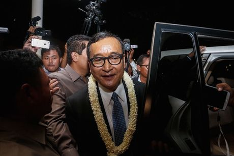 Campuchia chinh thuc truc xuat ong Sam Rainsy - Anh 1