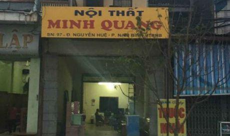 Vu nguoi dan phan doi quyet dinh cua UBND TP Ninh Binh: Phai chang la ne trach nhiem? - Anh 1