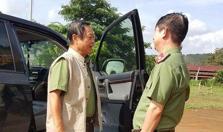 Thuong tuong Pham Dung vao chi dao dieu tra vu xa sung hoa cai - Anh 1