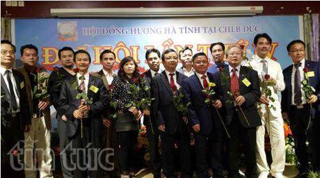 Nguoi Ha Tinh tai Duc huong ve que huong - Anh 1