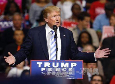 To bao lon dau tien tuyen bo ung ho Donald Trump - Anh 1