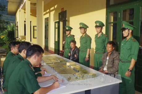 Thuong nong cho doi pha chuyen an ma tuy lon nhat Thanh Hoa - Anh 1