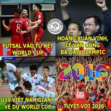 Cac 'thanh che' len ngoi khi U19 Viet Nam vao World Cup - Anh 2