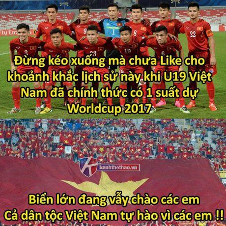 Cac 'thanh che' len ngoi khi U19 Viet Nam vao World Cup - Anh 8
