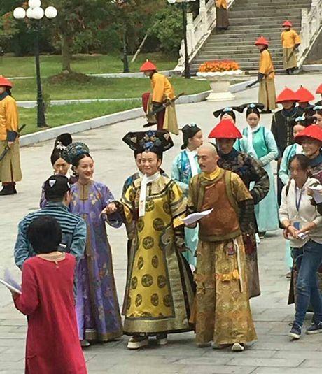Che chan kin mit, Hoac Kien Hoa van bi deo bam - Anh 8