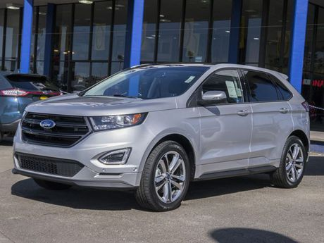 Ford Edge Sport 2017 – chiec crossover xa xi hop tui tien - Anh 2