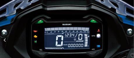 Suzuki GSX-R250 2017 - Chu tan binh dang gom - Anh 2