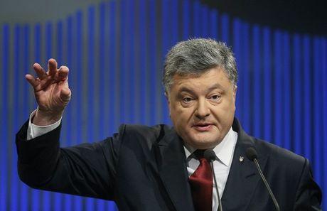 TT Poroshenko neu dieu kien xay ra mot cuoc tan cong vao Nga - Anh 1