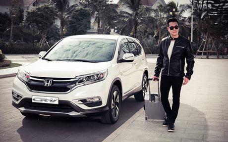 Honda ra mat CR-V phien ban moi - Anh 1