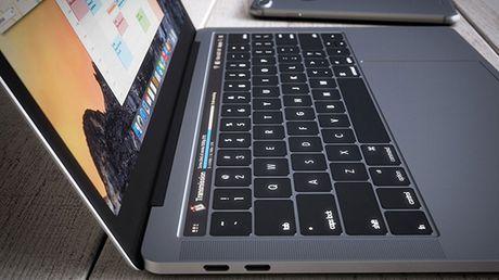 MacBook Pro se trang bi cong USB-C voi tinh nang MagSafe - Anh 1