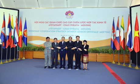 Hoi nghi ACMECS 7: Huong den mot tieu vung Mekong nang dong, thinh vuong - Anh 1