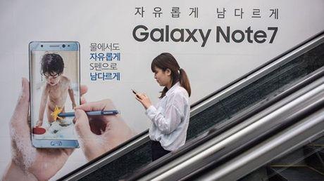 Nguyen nhan Galaxy Note 7 boc chay van con la bi an - Anh 1
