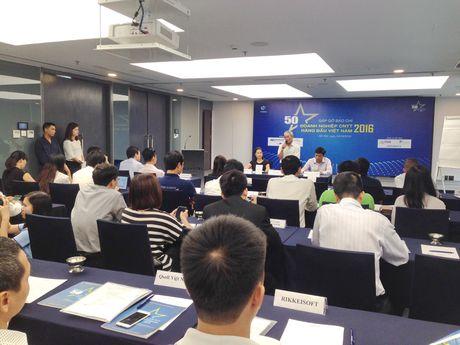 Diem danh 6 doanh nghiep 'nghin ty' cua CNTT-TT Viet Nam - Anh 1