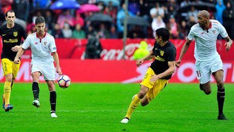 Sevilla – Atletico: Dap nui de treo cao - Anh 1