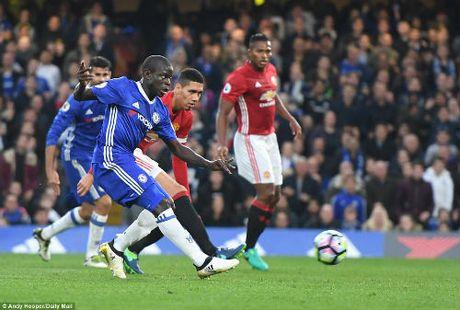 """Goc chien thuat Chelsea - MU: """"Buc tuong"""" Mourinho - Anh 2"""