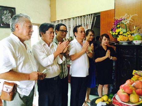 Nghe si Viet te tuu thap nen nhang 49 ngay cho nghe si Han Van Tinh - Anh 3