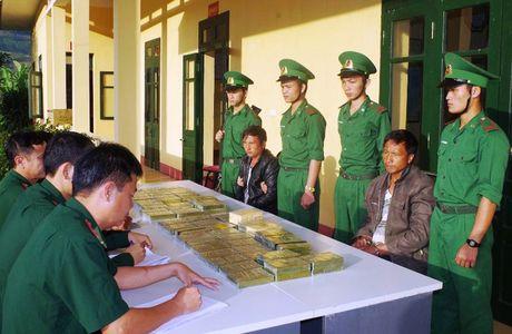 Bat 2 nguoi nuoc ngoai van chuyen 69 banh heroin - Anh 3