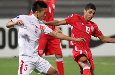 Ha Bahrain, U19 Viet Nam gianh ve toi World Cup - Anh 1