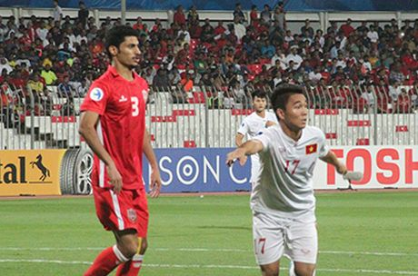 Ha Bahrain, U19 Viet Nam gianh ve toi World Cup - Anh 3