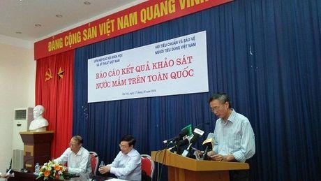 Bo Cong Thuong lap doan kiem tra hoat dong VINASTAS - Anh 1