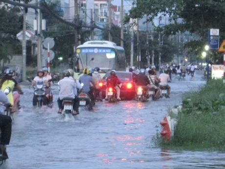 TP. Ho Chi Minh: Tao dieu kien tot nhat cho trien khai du an giai quyet ngap do trieu - Anh 1
