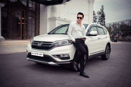 Honda Viet Nam ra mat CR-V phien ban dac biet - Anh 1