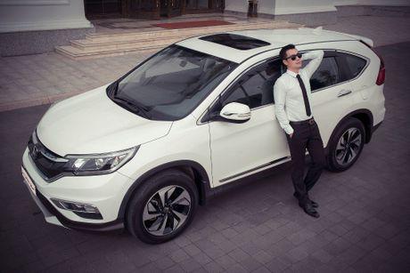 Honda Viet Nam ra mat CR-V phien ban dac biet - Anh 3