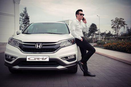 Honda Viet Nam ra mat CR-V phien ban dac biet - Anh 4