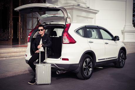 Honda Viet Nam ra mat CR-V phien ban dac biet - Anh 5
