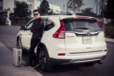 Honda Viet Nam ra mat CR-V phien ban dac biet - Anh 6