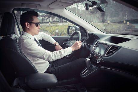 Honda Viet Nam ra mat CR-V phien ban dac biet - Anh 7