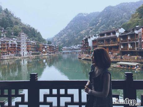 Hot girl Mai Chi chia se kinh nghiem du lich Phuong Hoang Co Tran - Anh 4