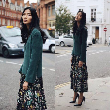 Hoc street style thu sanh dieu nhu Hoang Thuy, Diem My - Anh 2