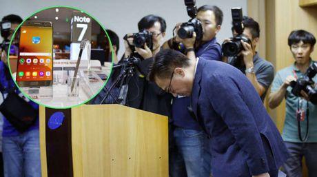 Samsung se 'xu' 200 can bo cap cao sau vu Note 7 - Anh 1