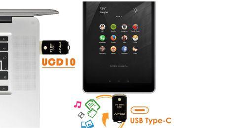 PNY tung ra cap USB OTG Type-C UCD10/20 gia tu 300 nghin - Anh 2