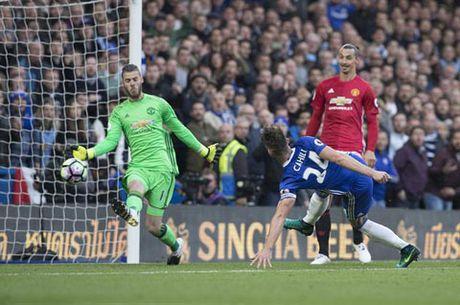 M.U thua sap mat ngay Mourinho tro lai Chelsea - Anh 3