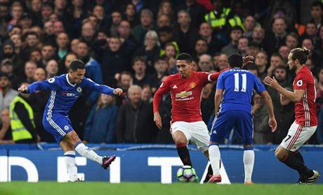 M.U thua sap mat ngay Mourinho tro lai Chelsea - Anh 5