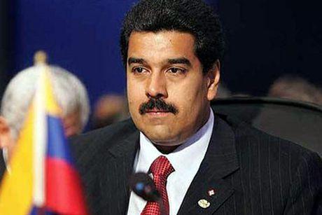 Venezuela cang thang khi Quoc hoi to Tong thong Maduro dao chinh - Anh 1