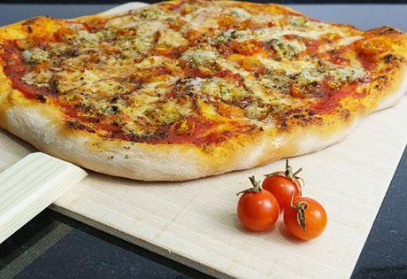 Italia dieu tri thanh cong nghien ma tuy bang banh pizza - Anh 1