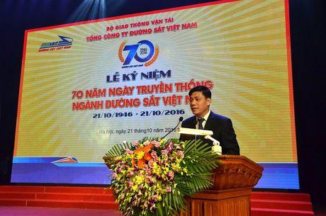 """Duong sat Viet Nam voi truyen thong """"Di truoc mo duong"""" - Anh 2"""