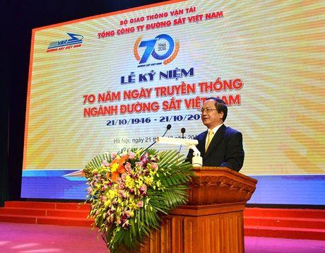 """Duong sat Viet Nam voi truyen thong """"Di truoc mo duong"""" - Anh 3"""