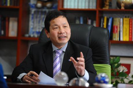 Chu tich FPT Truong Gia Binh: Ton tai la nhung ke khac biet, trung binh la chet! - Anh 1