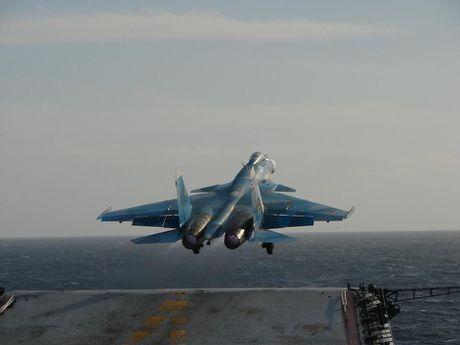 Vu khi tren tau san bay Nga sang Syria tham chien - Anh 8