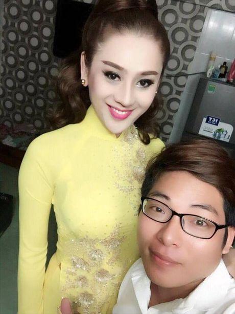 Khong con nhan ra hai tu 'chuyen gioi' voi nhan sac hien tai cua Lam Khanh Chi - Anh 2