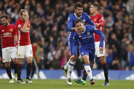 Dai bai 0 - 4 truoc Chelsea - Mourinho qua tam thuong - Anh 1