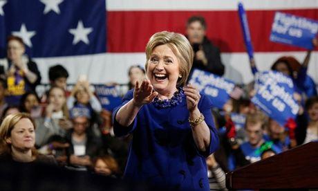 Nhung dai gia dung sau quy tranh cu ty USD cua Clinton - Anh 1