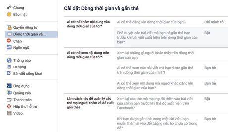 5 meo an toan khi su dung Facebook - Anh 2