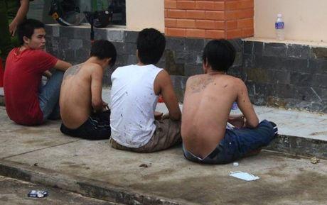 Truy bat hang tram hoc vien cai nghien vuot trai tai Dong Nai - Anh 4