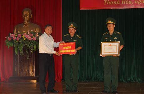 Thanh Hoa: Thuong nong chuyen an triet pha duong day ma tuy lon - Anh 1