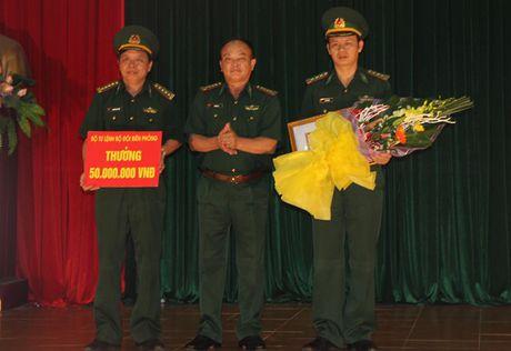 Thanh Hoa: Thuong nong chuyen an triet pha duong day ma tuy lon - Anh 2